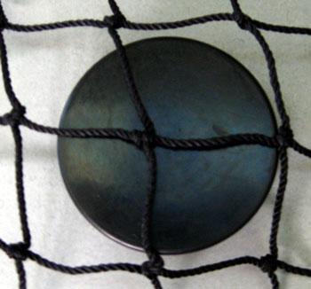 Hockey Backstop Netting