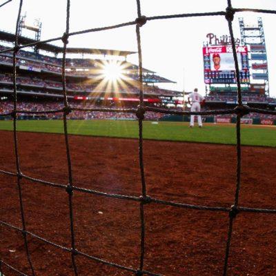 Baseball HDPE Backstop Netting