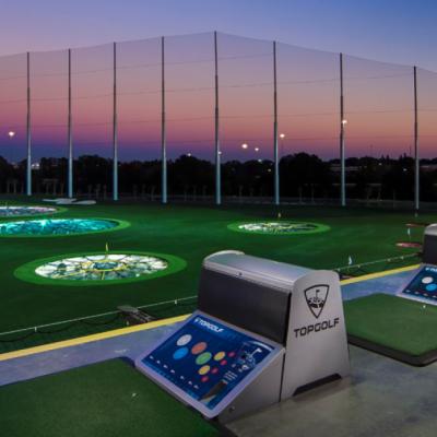 Polyester Golf Backstop Net